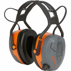 Tactix Bluetooth Safety Earmuffs With Fm Radio 23db Nrr
