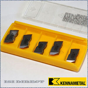 Ntk3l Kc5010 Kennametal 5 Inserts Factory Pack
