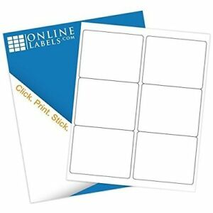 Online Labels 4 X 3 33 Blockout Shipping Labels