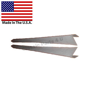 Outer Rocker Panels Buick 1942 1946 1947 1948 Super New Pair Free Shipping