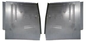 1955 1956 Dodge Plymouth Rear Floor Pans New Pair Free Shipping