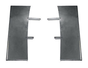 1933 1934 Ford Pickup Truck Steel Smooth Running Boards Set New Pair