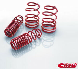 Eibach Sportline Lower Springs For 2011 2018 300 300c Rwd Except Srt 8 4 10528