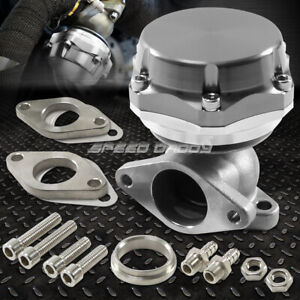 35mm 38mm Turbo Charger Manifold Compact 2 Bolt External Wastegate 8 Psi Spring