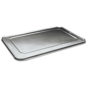Boardwalk Full Size Steam Table Pan Lid For Deep Pans pack Of 50