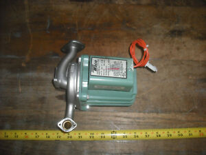 A O Smith 9007173005 Hyb 90n Stainless Steel Circulation Pump Taco 009 sf6 1