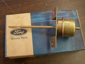 Nos Oem Ford 1968 Air Cleaner Vacuum Motor Mustang Galaxie Falcon Torino T bird