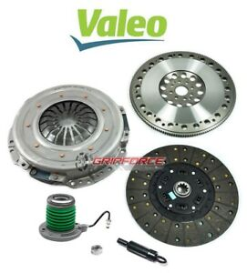 Valeo Stage 1 Clutch Kit flywheel For 2007 2014 Mustang Shelby Gt500 5 4l 5 8l
