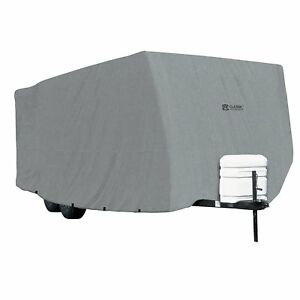 Classic Accessories Overdrive Polypro 1 Travel Trailer Rv Cover Fits 22 24