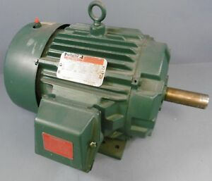 Reliance Electric E Master 3hp Electric Motor P21g4904r 1170 Rpm Ph3 60 Hz