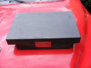 Precision Granite Surface Plate 12 By 18 No 3 Grade B Inspection Table
