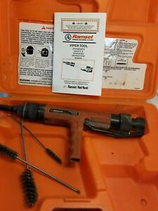 85922 Ramset Viper Powder Actuated Tool tp