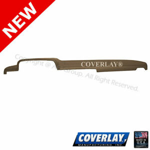 Lt Brown Dash Board Cover Side Defrost 11 104 Lbr For Toyota Pickup Coverlay