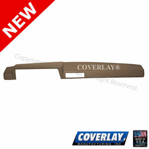 Medium Brown Dash Board Cover 10 720 Mbr For Datsun 720 Pickup Coverlay