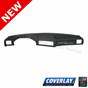 Black Dash Board Cover 21 325ll Blk For Bmw Euro 3 Series Coverlay