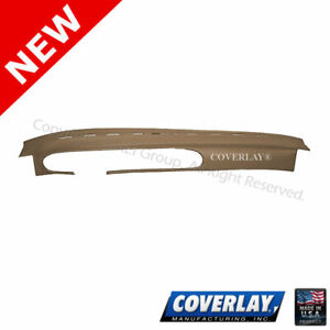 Light Brown Dash Board Cover 20 944 lbr For Porsche 944 Front Upper coverlay