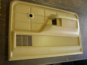 Oem Ford 1973 1979 Truck Door Panel Trim Rh T 1974 1975 1976 1977 1978 F150 F100