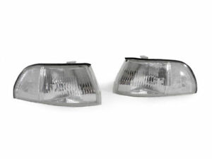 Depo Jdm Clear Front Corner Lights For 1990 1993 Acura Integra Rs gs ls Us Spec