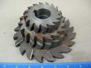 Brown And Sharpe Horizontal Milling Cutters