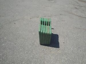 John Deere 6400 5 Front Slab Weights