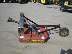 Howse M36 3 Foot 3 Point Hitch Bushhog