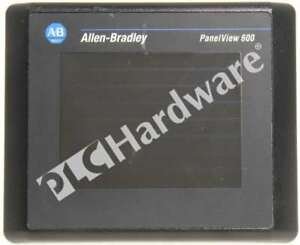 Allen Bradley 2711 t6c8l1 b Panelview 600 Color Terminal 6 in Touch Dh rs 232