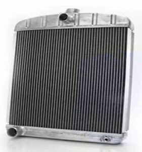Griffin 1 70215 Lightweight Aluminum Universal Fit Radiator For Street Rod