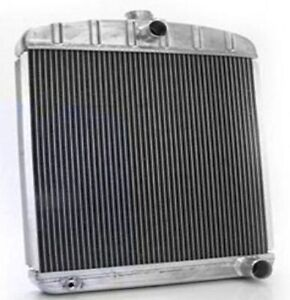 Griffin 1 70216 Lightweight Aluminum Universal Fit Radiator For Street Rod