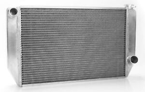 Griffin 1 25241 Xs Aluminum Universal Fit Radiator For Chevy Dodge Racer