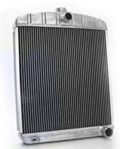 Griffin 1 70208 Lightweight Aluminum Universal Fit Radiator For Street Rod