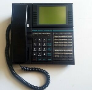 Telrad 79 100 0000 3 36 Button Digital Large Display Phone W 90 Day Wrrty