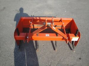 Very Nice Land Pride Bb 1248 4 Ft Box Blade