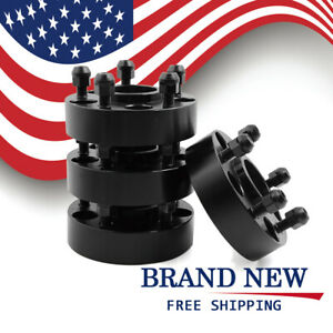 4pcs 5x 4 5 1 5 Thick Wheel Spacers Adapters For Jeep Grand Cherokee 1993 1998