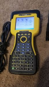 Trimble Tds Ranger X Series Survey Data Collector Bluetooth W Dock And Charger