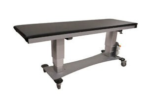 New Oakworks Model Dtpm300 C arm Imaging 4 Motions Pain Management Table