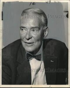 1964 Press Photo Sec. of State Christian Herter dealing with European countries
