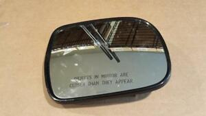 04 09 Oem Used Lexus Rx330 Rx350 Rx400h Mirror Glass Right Front Door