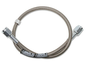 Earls 630101126erl Stainless Speed Flex 126 Brake Hose Assembly 3an Female End
