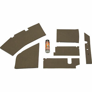 K M Pre cut Cab Foam Kit For John Deere Tractors Model 4212