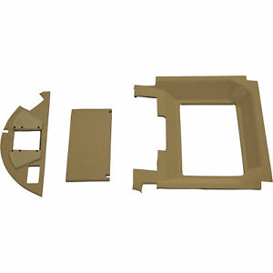 K M Pre cut Cab Foam Headliner Kit For John Deere Tractors Model 4532