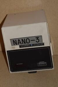 Nanometrics 7001 0092 Film Thickness Measurement System Wafer Inspection a1