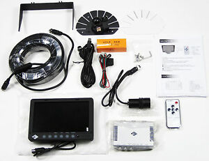 CONVOY TECHNOLOGIES COMMERCIAL REAR VIEW SINGLE CAMERA SYSTEM C2000  $26.99
