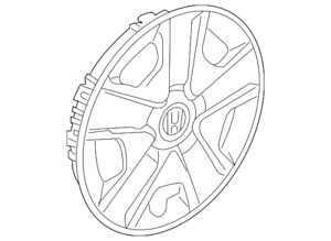 Genuine Honda Wheel Cover 44733 tf0 g12