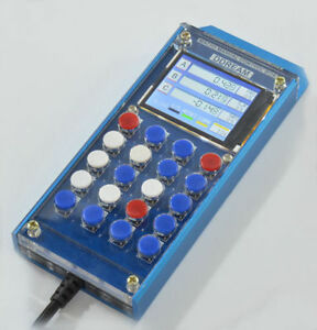 6 Axis Hand Multifunction Manual Control Box Connect Cnc Usb Mach3 Lcd Display
