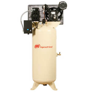 Ingersoll Rand 2340l5 v 575 volt 60 gallon 3 phase Air Compressor Value