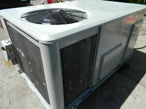 2005 Trane Ysc043a3 4 Ton Hvac Rootop Unit Packaged Gas Heat Electric Cooling