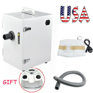 Usa Dental Digital Dust Collector Vacuum Cleaner Collecting Duplicating Flasks