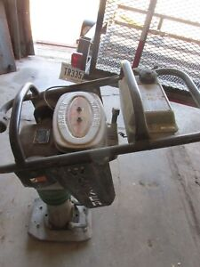 Wacker Jumping Jack Bs52y
