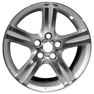 Oem Recon 17 17x7 Alloy Wheel Rim For 2009 2010 Pontiac Vibe 6649