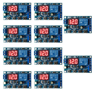 10pcs Battery Charger Discharger Board Under Voltage Over Voltage Protect Module